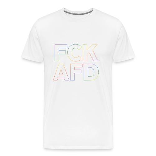 FCK AFD - Männer Premium T-Shirt