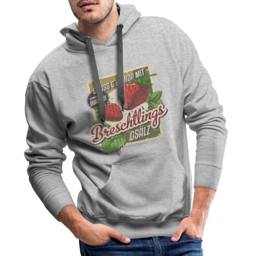 Breschtling - Kerle - Männer Premium Hoodie