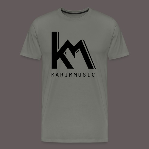 KarimMusic shirt men - Mannen Premium T-shirt