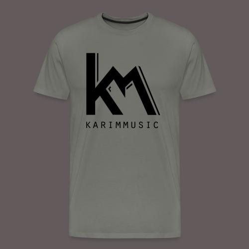 KarimMusic shirt men - Mannen Premium T-shirt