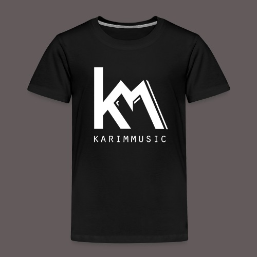 KarimMusic For Kids - Kinderen Premium T-shirt