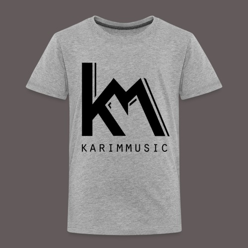 KarimMusic For Kids - Kinderen Premium T-shirt