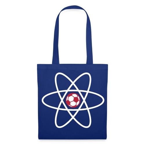 Atome football France - Tote Bag