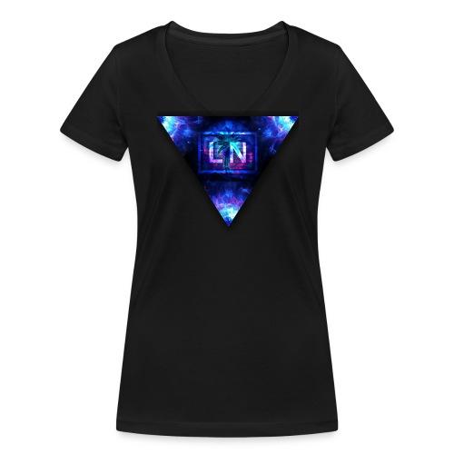 Lucon World Trigon Bio T-Shirt mit V-Ausschnitt(W) - Frauen Bio-T-Shirt mit V-Ausschnitt von Stanley & Stella