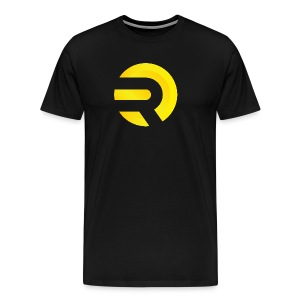 Rixy YouTube Logo - Men's Premium T-Shirt