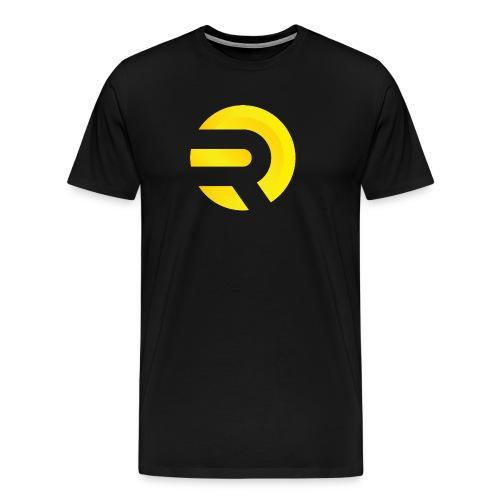 Rixy YouTube Logo - Men's Premium T-Shirt