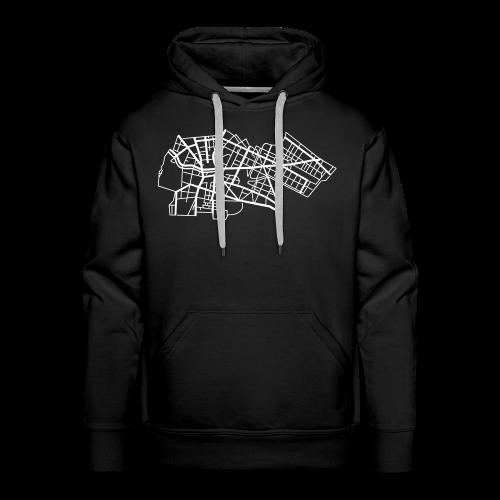 Berlin Kreuzberg - Männer Premium Hoodie