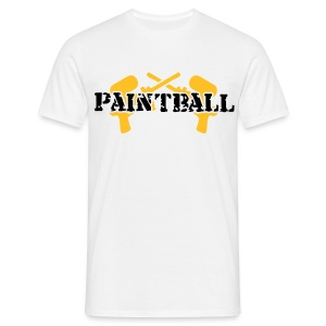 PAINT BALL OVER 1 - T-shirt Homme