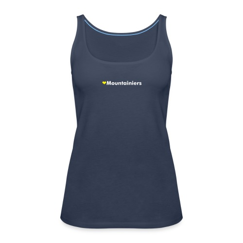 ❤ mountainiers - Women's Premium Tank Top