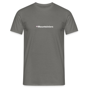 ❤ mountainiers - Men's T-Shirt