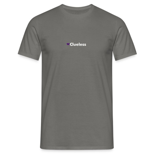 ❤ clouless - Men's T-Shirt