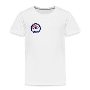 EAA573 T-Skjorte - Premium T-skjorte for barn