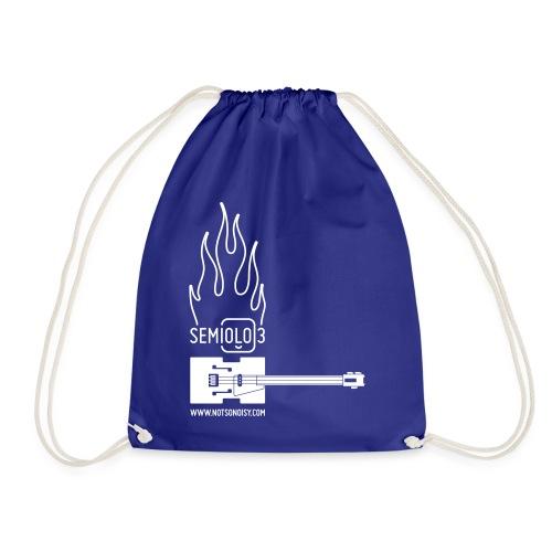 sac semiolo bleu - Sac de sport léger