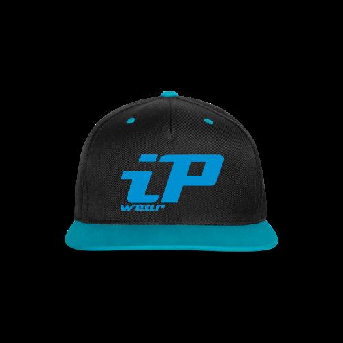 iP-Wear_hellblau - Kontrast Snapback Cap