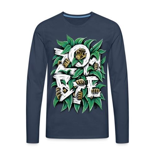 ZOMBIE - Men's Premium Longsleeve Shirt