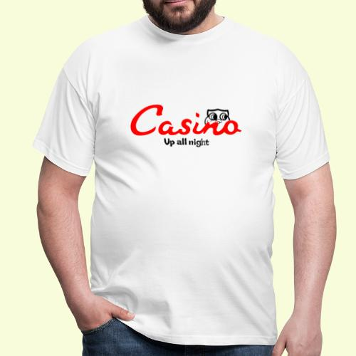 Wigan Casino club up all night - Men's T-Shirt