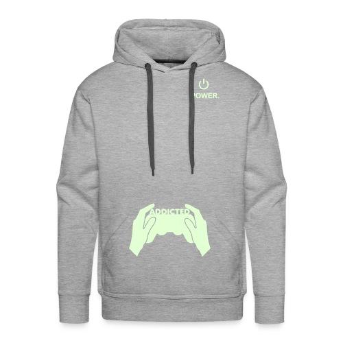 PROGAMER - Sweat-shirt à capuche Premium pour hommes