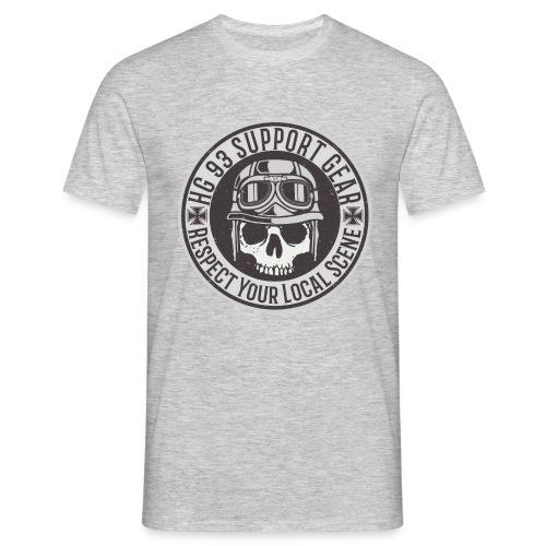 Respect Your Local Scene - Männer T-Shirt