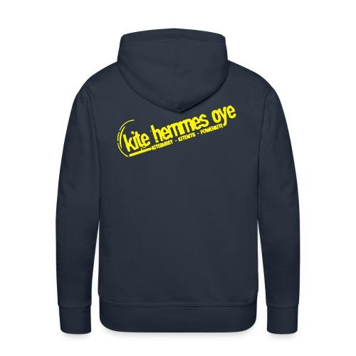 Hoodie Original - Sweat-shirt à capuche Premium pour hommes
