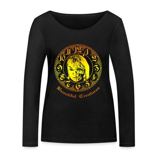 Beautiful Creatures   Classic - Lady´s Langarmshirt - Frauen Bio-Langarmshirt von Stanley & Stella