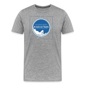 Tazon - Façon hamac - T-shirt Premium Homme