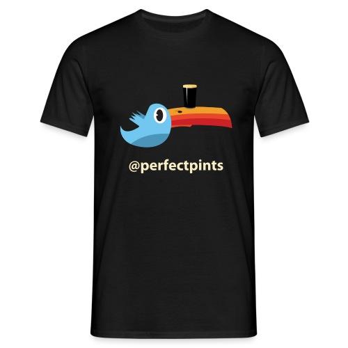 Twoucan Dark - Men's T-Shirt