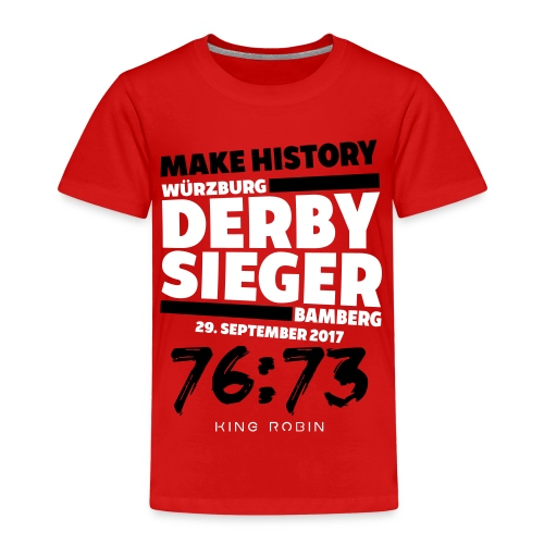 Derbysieger - Kinder Premium T-Shirt