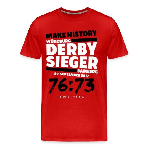 Derbysieger - Männer Premium T-Shirt