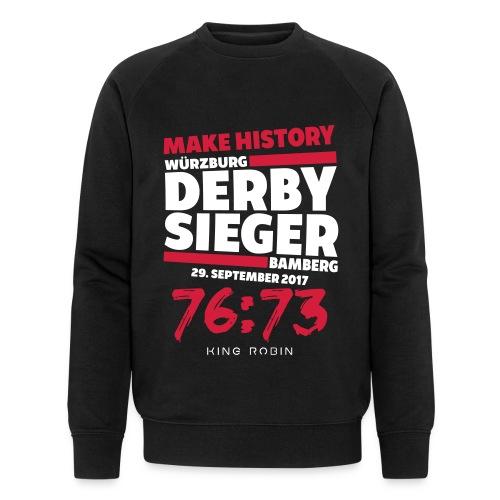 Derbysieger - Männer Bio-Sweatshirt von Stanley & Stella