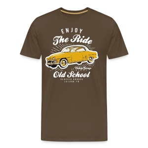 Enjoy The Ride Simca Aronde - T-shirt Premium Homme