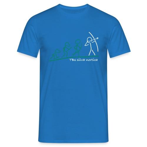 Vereinshirt TBs silva nortica 'Evolution' Flock - Männer T-Shirt