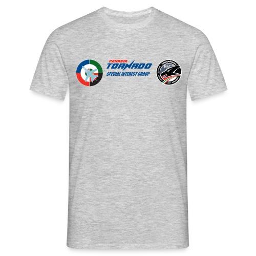 311 Gruppo and SIG Logo - Men's T-Shirt