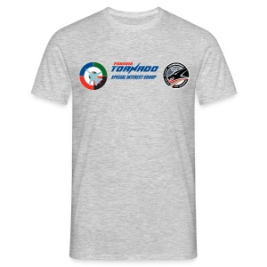 311 Gruppo and SIG Logo (with design on the back) - Men's T-Shirt