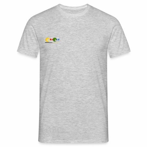 T-Shirt Billard Pec + Dos - T-shirt Homme