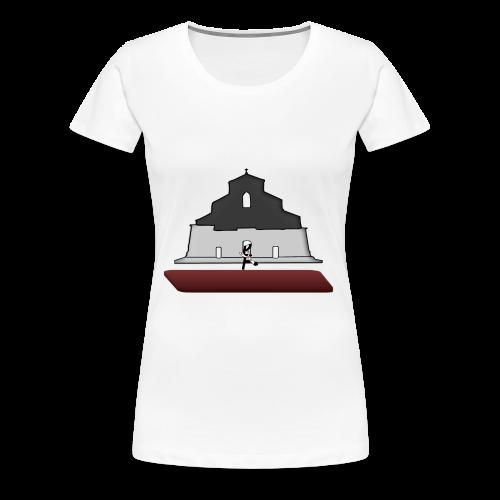Pope goes to Bologna - T shirt donna - Maglietta Premium da donna