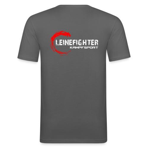 Männer Shirt 3 - Männer Slim Fit T-Shirt