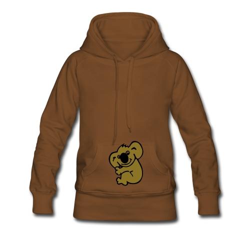 Mimi - Sweat-shirt à capuche Premium pour femmes