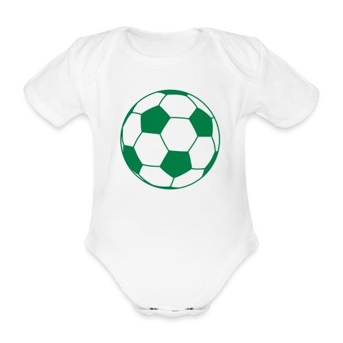 Brazil - Vauvan lyhythihainen luomu-body