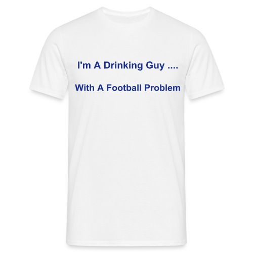 Football Problem - Men's T-Shirt