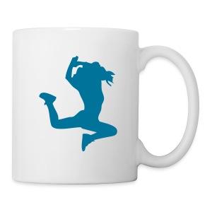 Dance for me - girl! - Mugg