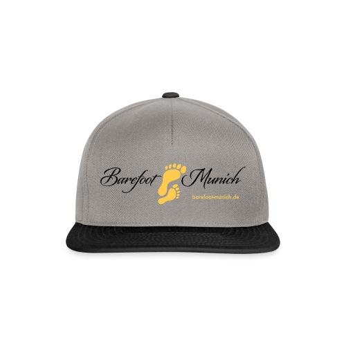 Baseball Cap Nature - Barefoot Munich - Snapback Cap