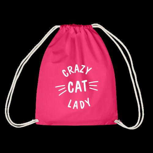 Crazy Cat Lady - Turnbeutel