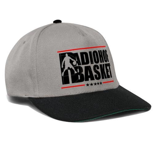 Snapback Radio HOF Grey Premium - Snapback Cap
