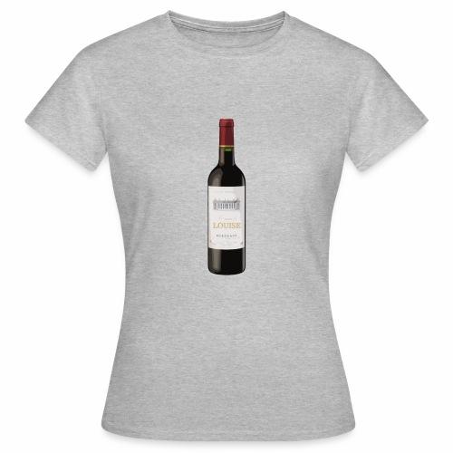 Bordeaux Louise - T-shirt Femme