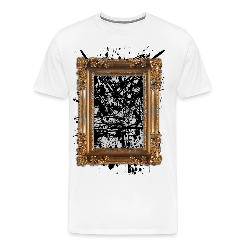 Paul HOK portrait - T-shirt Premium Homme