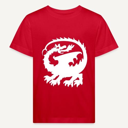 Smok 3 - Ekologiczna koszulka dziecięca