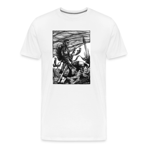 Elfe - Black Series - T-shirt Premium Homme
