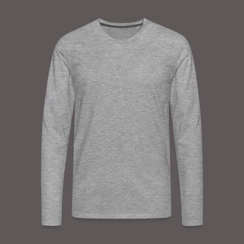 Shirt Kajak - Männer Premium Langarmshirt