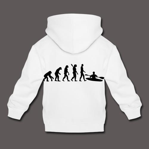 Kids Pulli Evolution - Kinder Premium Hoodie