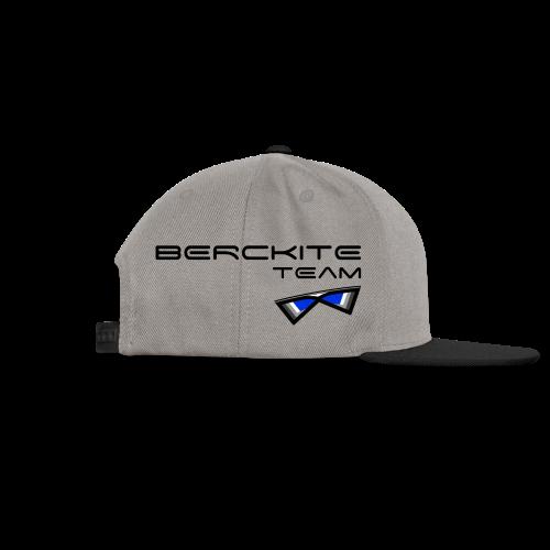 Berckite Team Bleu - Casquette snapback